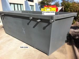 6m3 Skip Bin - Standard