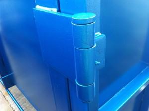 Hook Lift Bins - Greasable Door Hinges