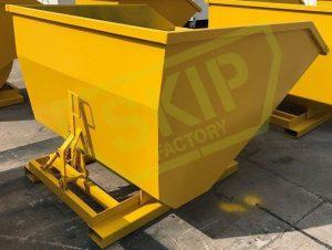 2m3 Forklift Tipping Bin - Skip Factory