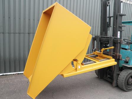 Forklift Tipping Bin