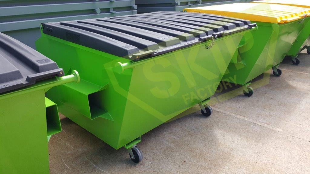 Rear Lift Bins - Skip Factory
