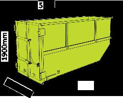 15m3-skip-bin-with-barn-door-dimensions