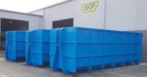 30m Hook Lift Bins - Skip Factory